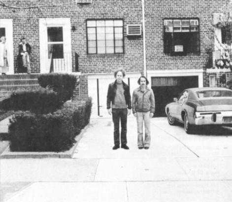 Paul Simon's House In 90s
