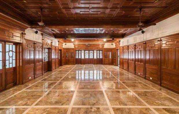 Kumar Mangalam Birla  Jatia House Inside Hall