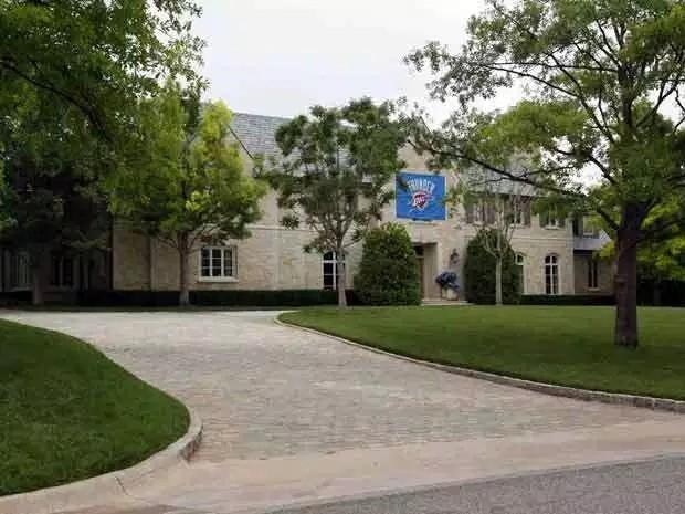 Aubrey McClendon Home in Nichols Hills,Oklahoma