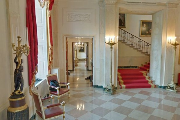 Inside White House