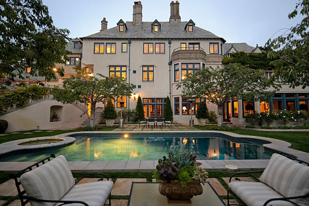 Denzel Washington House