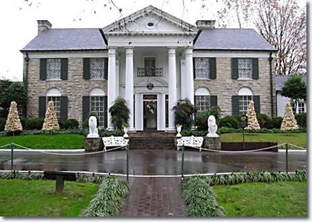 Elvis Aaron Presley House