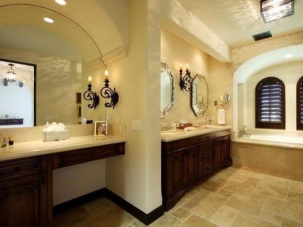 Sylvester Stallone Home Inside