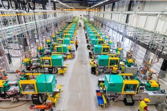 Lego Factory Inside