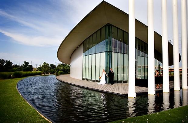 Aubrey McClendon Boat House