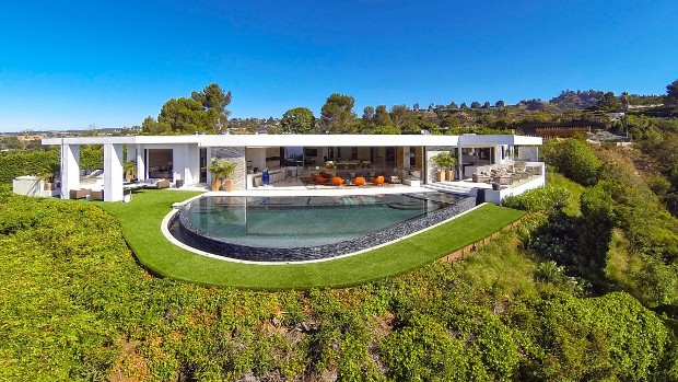 Markus Persson Beverly Hills House