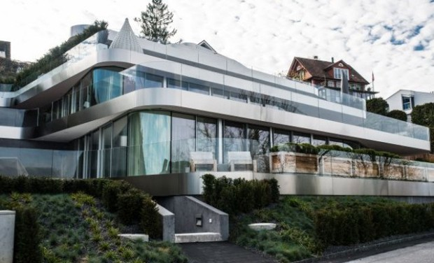 Roger Federer House in Wollerau