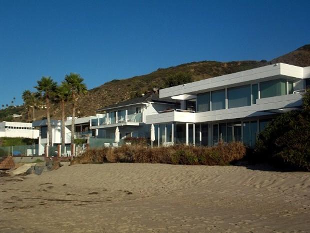 Paul Allen Carbon Beach Home