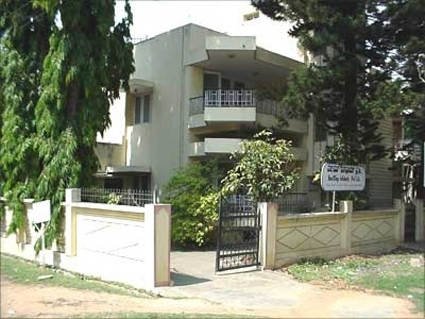 Narayana Murthy House In Bangalore