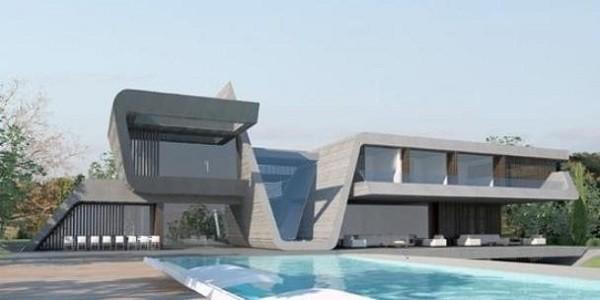 Ronaldo House in U.K.