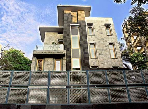 Sachin Tendulkar's House Antilia