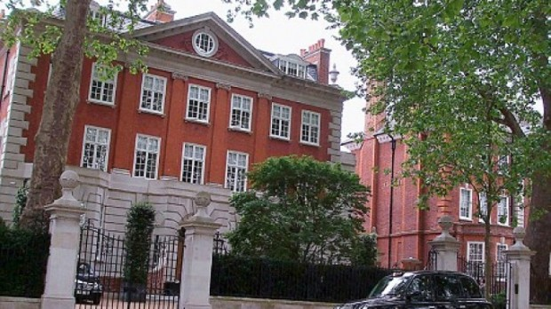 Another Mittal S House In Uk Palace Greens No 6