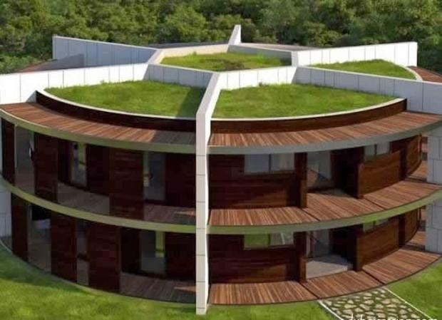 One-Zero Eco House Closer Look