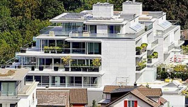 Roger Federer House