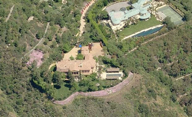 Sylvester Stallone's House