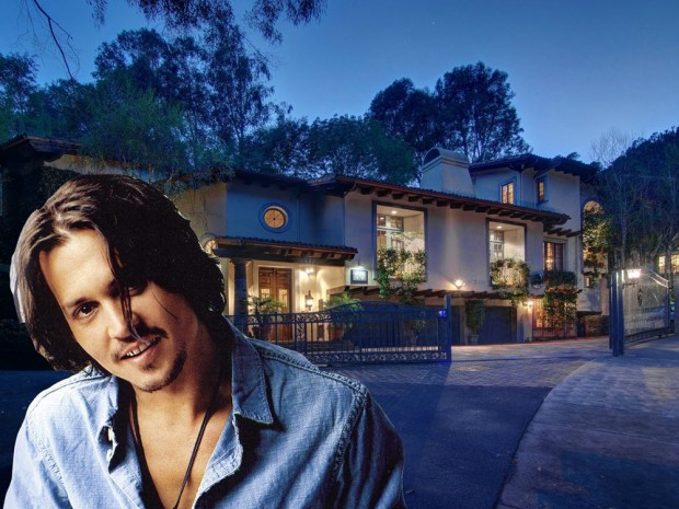 Johnny Depp House