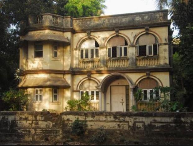 Sachin Tendulkar's Old House Dorab Villa