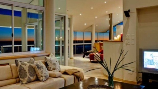Vijay Mallya Clifton Estate in Johannesburg
