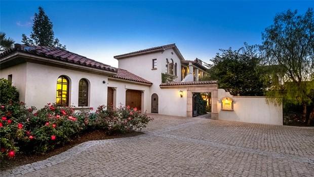 Sylvester Stallone Desert House