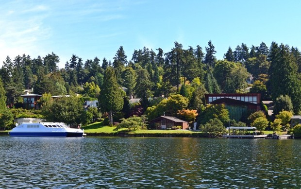 Paul Allen Mercer Island Estate