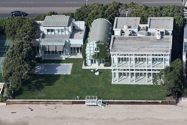 Larry Ellison Malibu Home