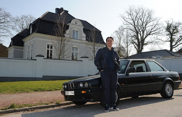 Zlatan's House in Malmo