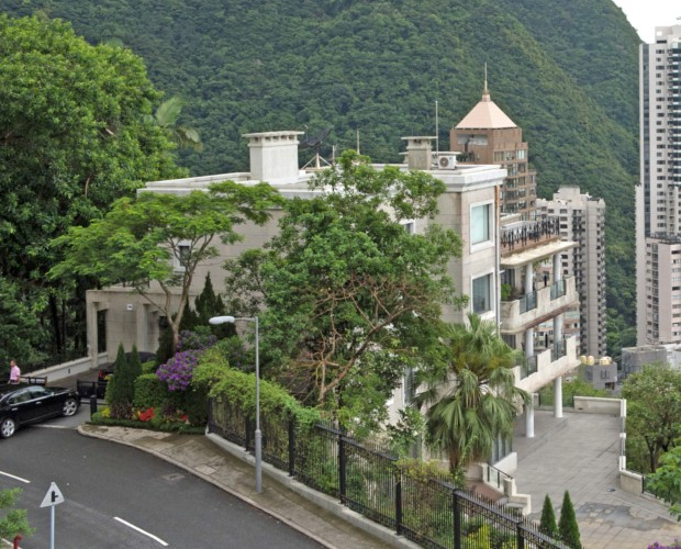 This is Where Alibaba Founder Lives