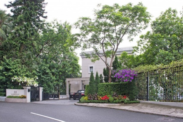 Gateway of Jack Ma's House