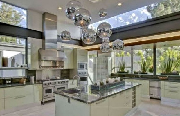 Beautiful Kitchen in His House