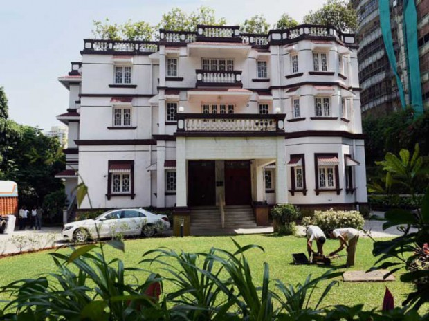 KM Birla House in Mumbai