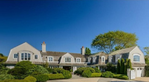 Jim Walton's house in East Hampton