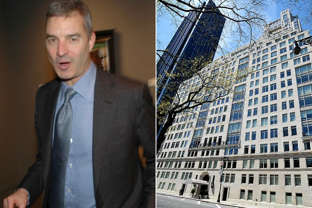 Daniel Loeb 15 Central Park West Penthouse