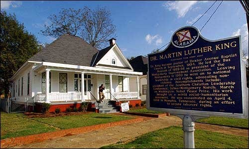 Martin Luther King's Parsonage House