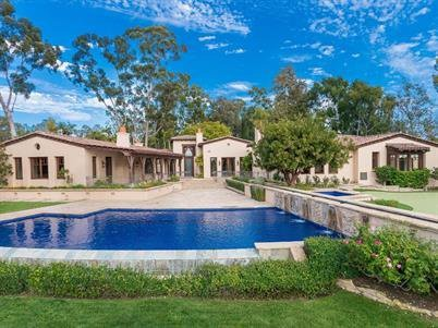 Rancho Santa Fe home