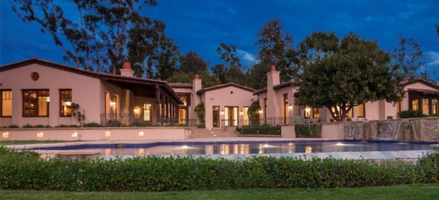 Phil Mikelson's house in Califoria