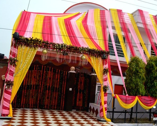 Raina's House in Ghajiabad