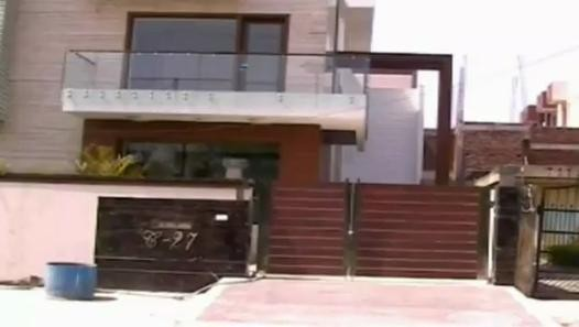 Suresh Raina's New House in Noida