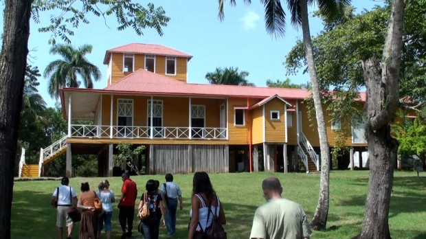 Raul Castro Birthplace in Biran