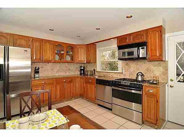 Kitchen in New Rochelle House