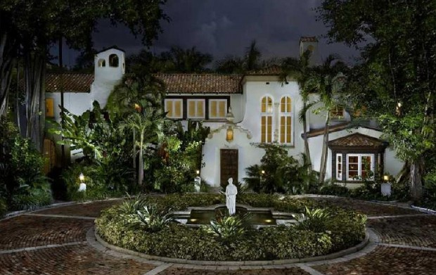Adam Sandler's House in Miami