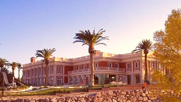 Sheldon Adelson's House