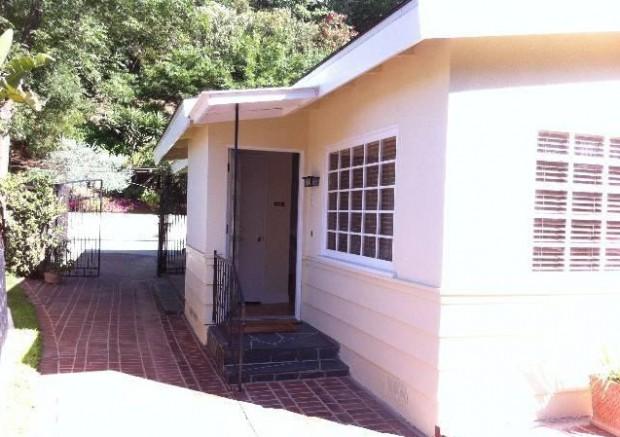 Vin Diesel house in Hollywood Hills