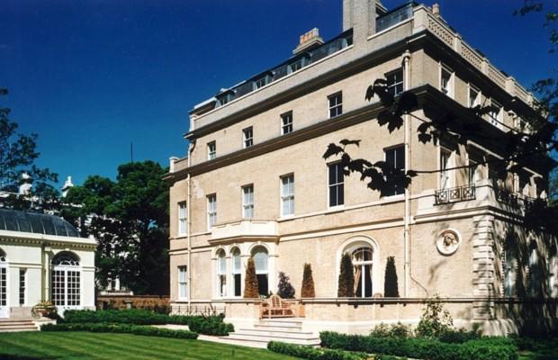 Wang's London House
