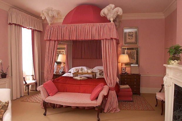 Lavish Bed Room