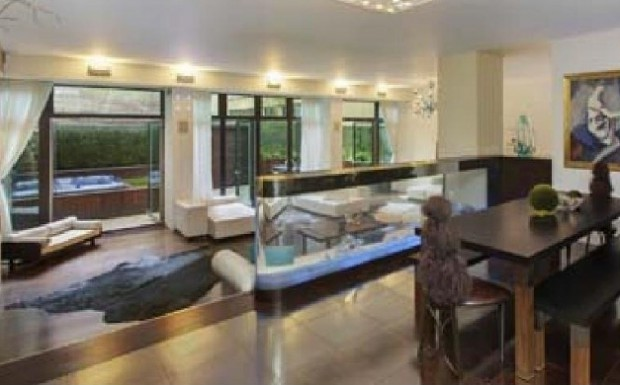 Denzel Washington House Interior