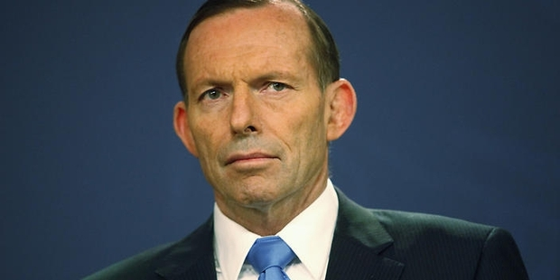Anthony John Tony Abbott