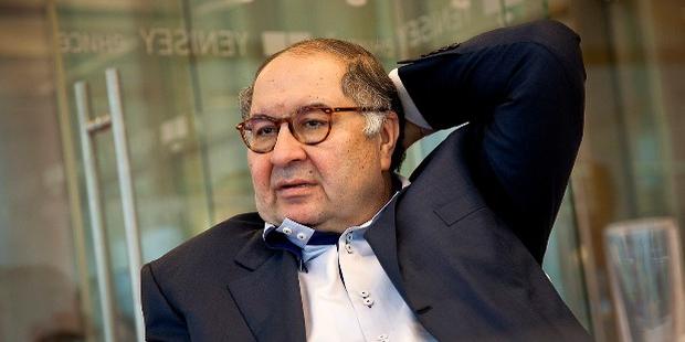 Alisher Burkhanovich Usmanov