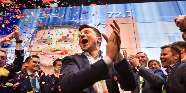 Volodymyr Oleksandrovych Zelensky