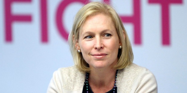 Kirsten Elizabeth Rutnik Gillibrand