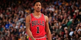 Derrick Martell Rose Photos